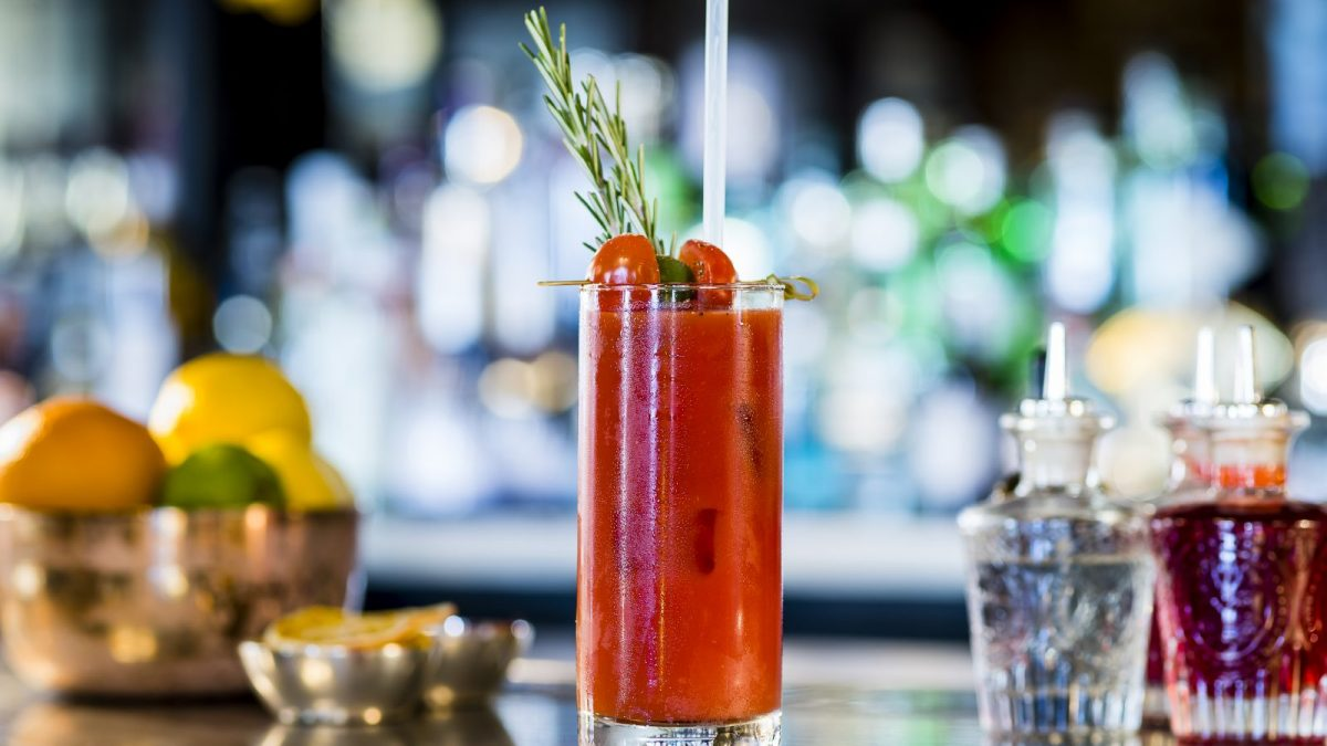 bloody mary the ivy collection cocktail recipe
