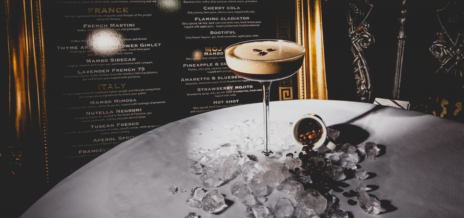 Espresso Martini by Mambo Wine and Dine | Savour Magazine