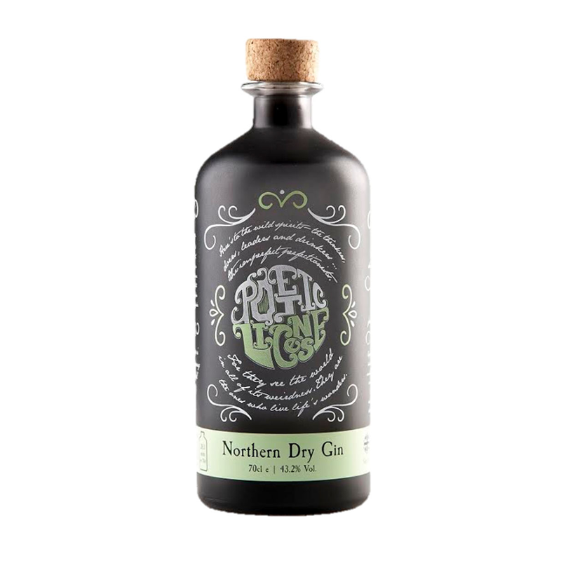 Northern Dry Gin - Poetic Distillery