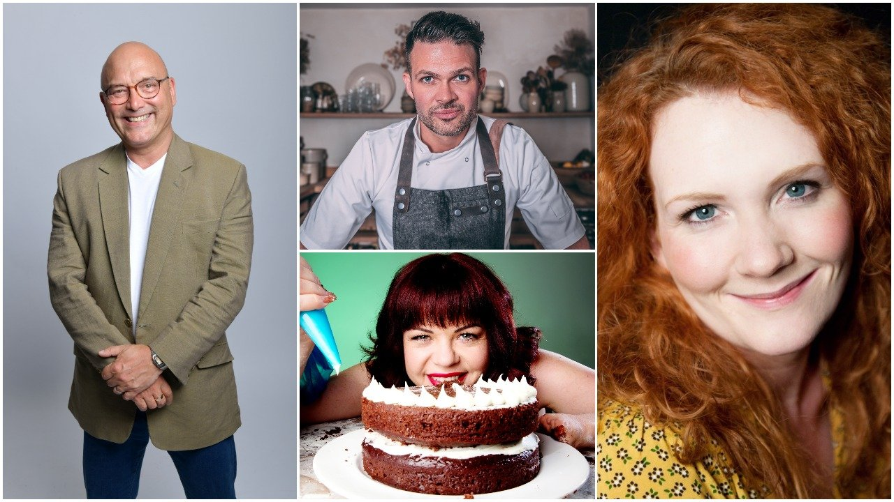 Q&A with Top Celebrity Foodies