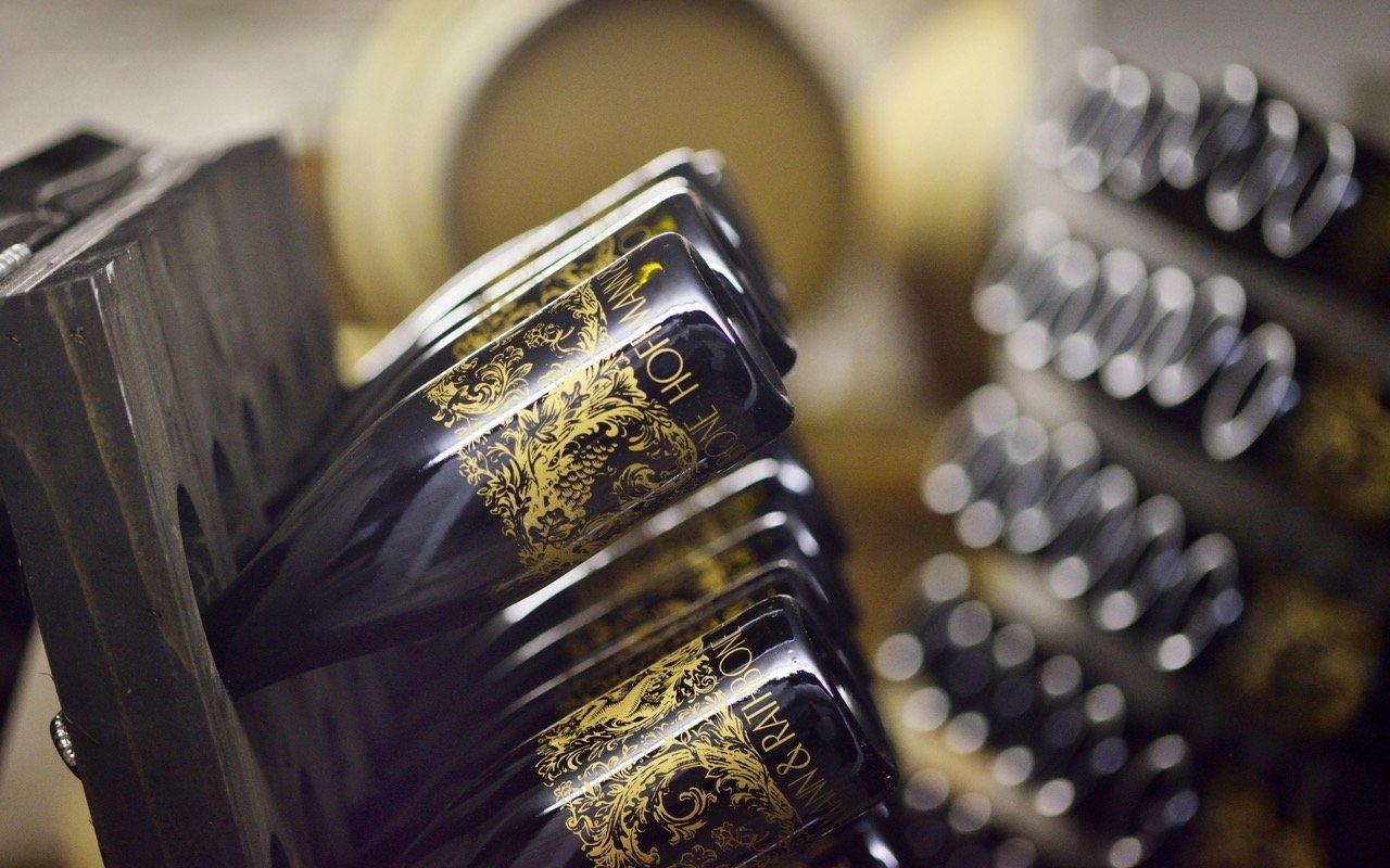 English Wine Rockliffe Hall tasting