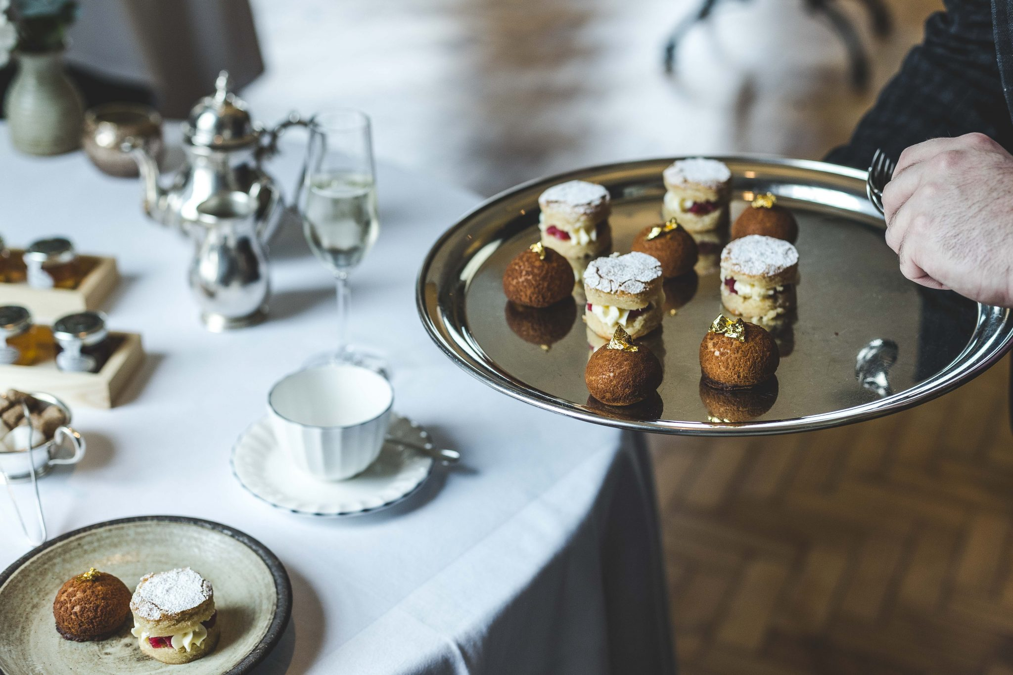 Hudsons at The Grand York Launch An Afternoon Tea
