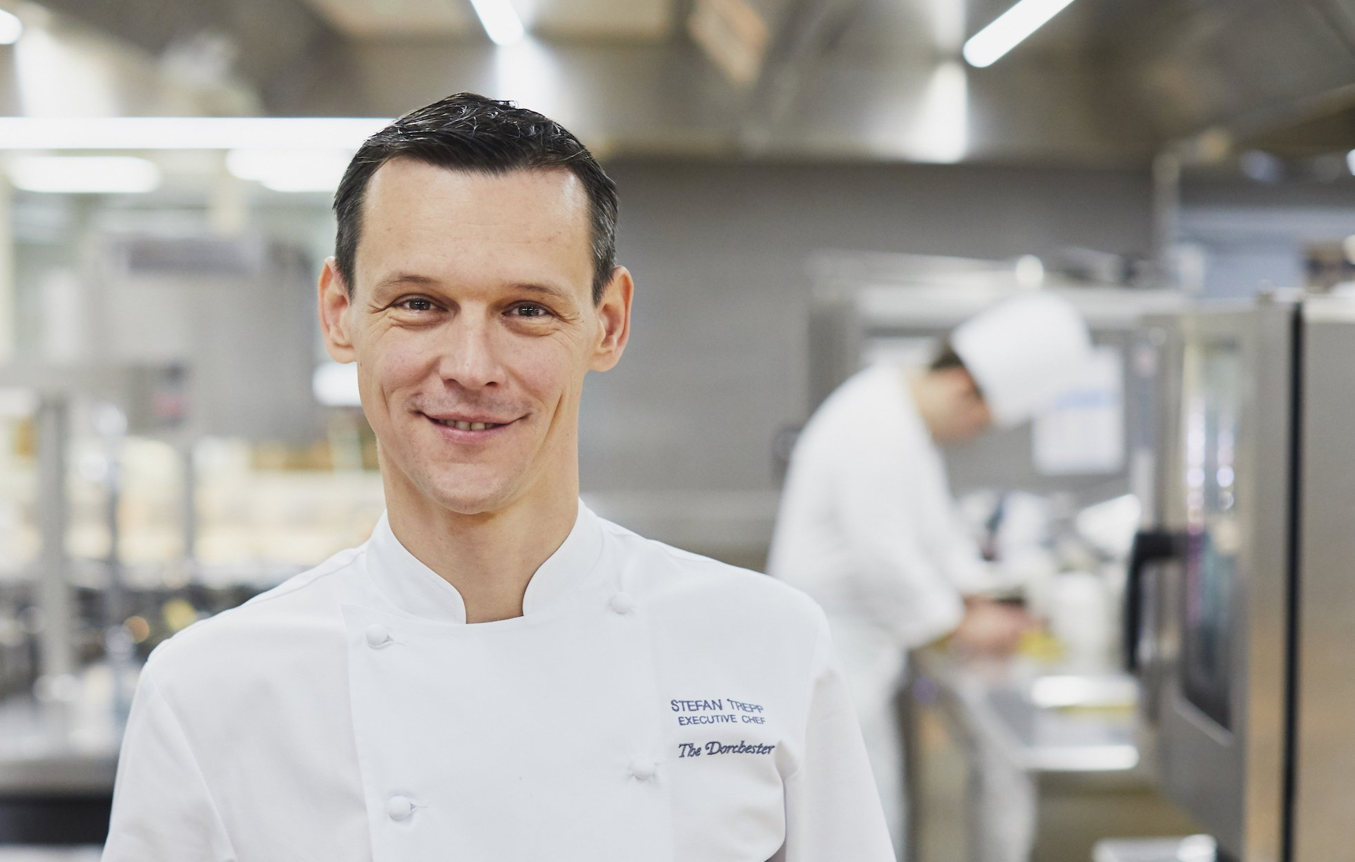 Interview With Stefan Trepp, Executive Chef At The Dorchester