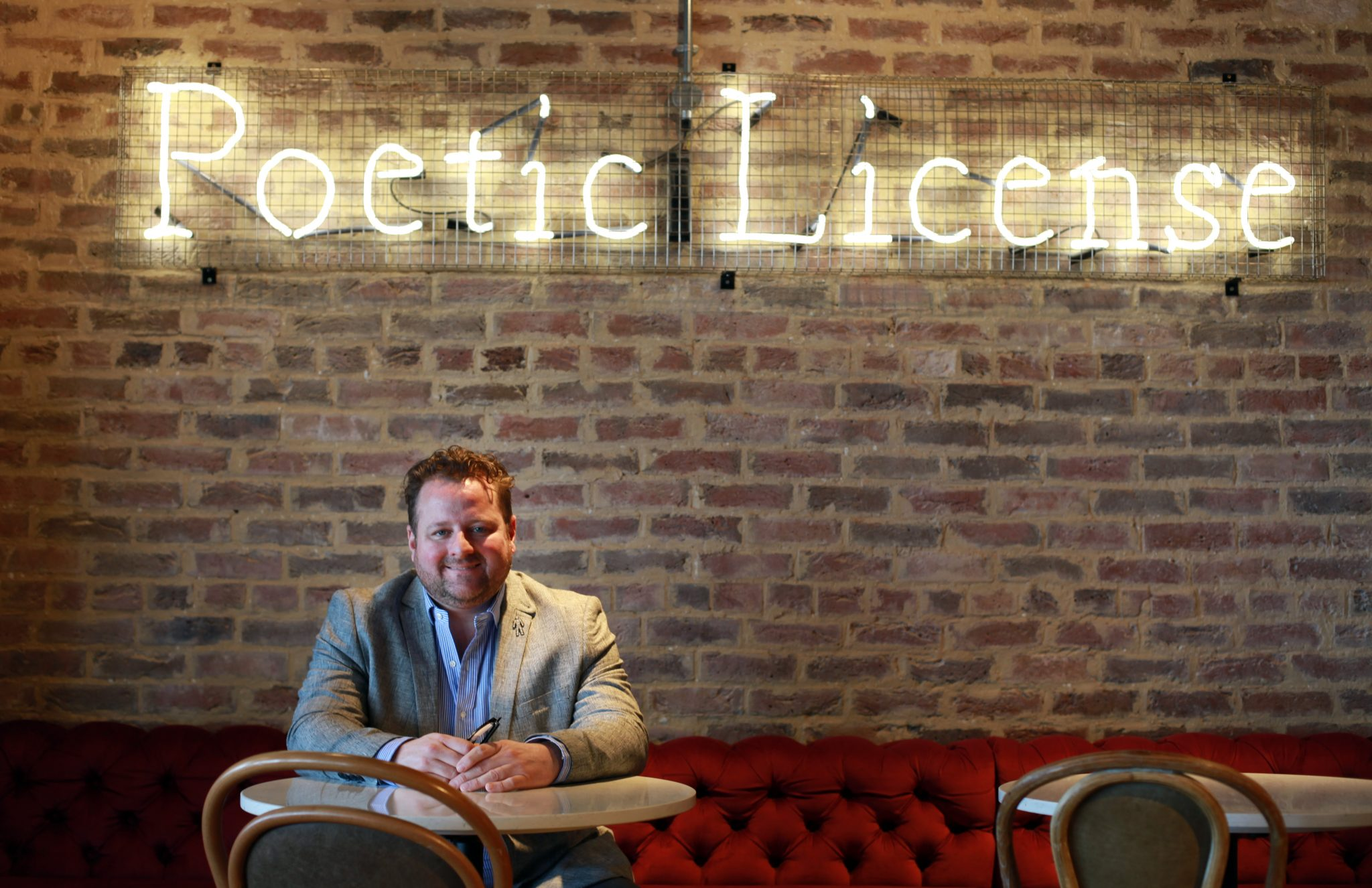 'Inspirational' Poetic License MD Mark Hird sadly dies