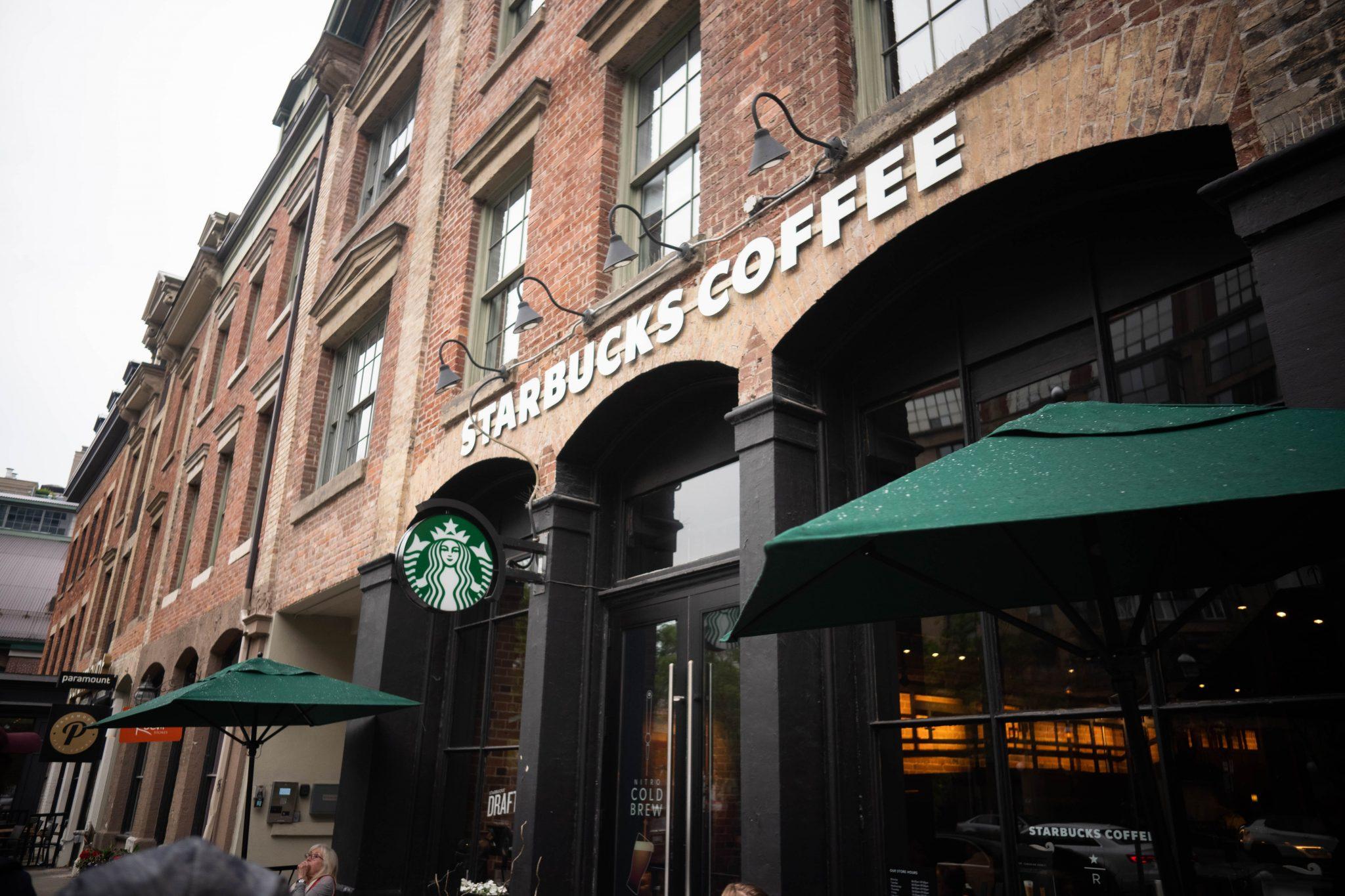 Starbucks in Child Labour Row