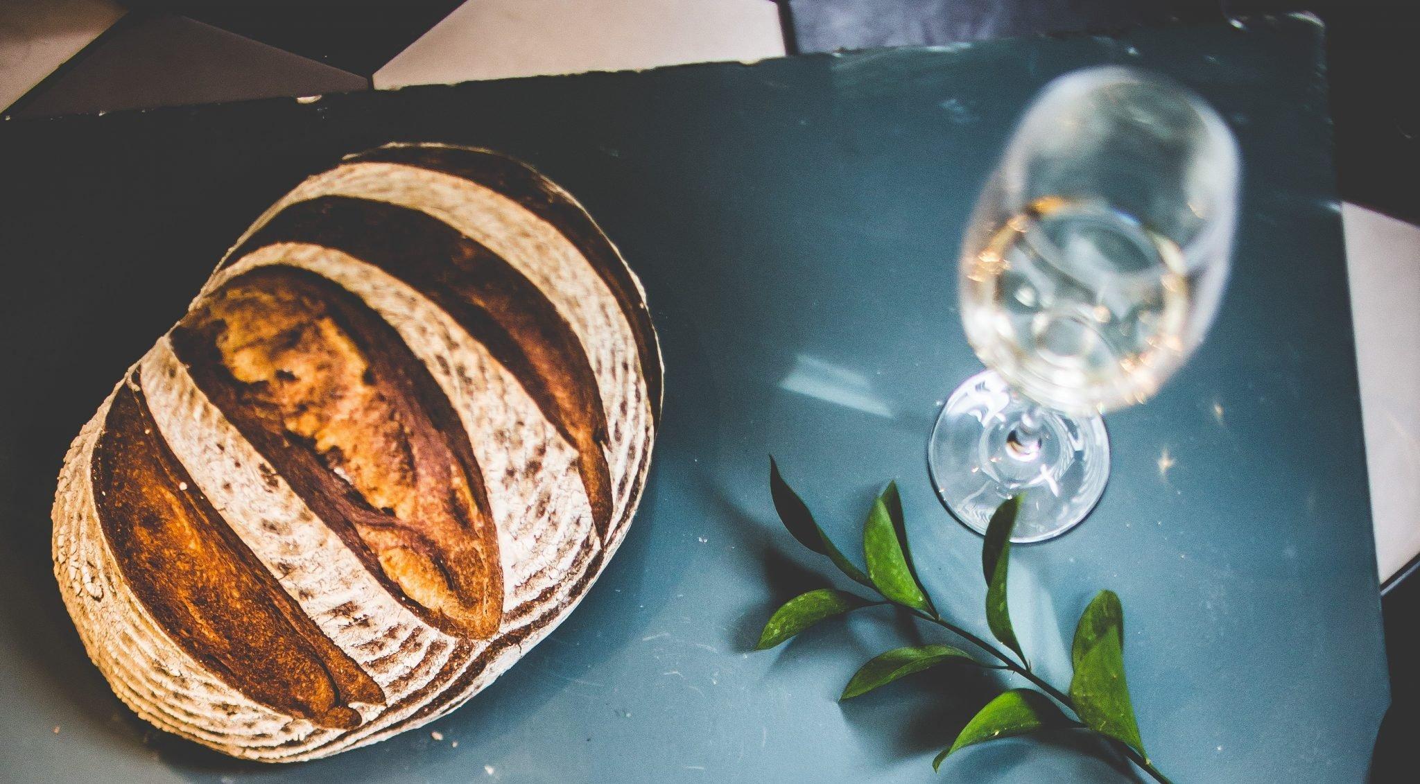 Sourdough Recipe by Peter Walker