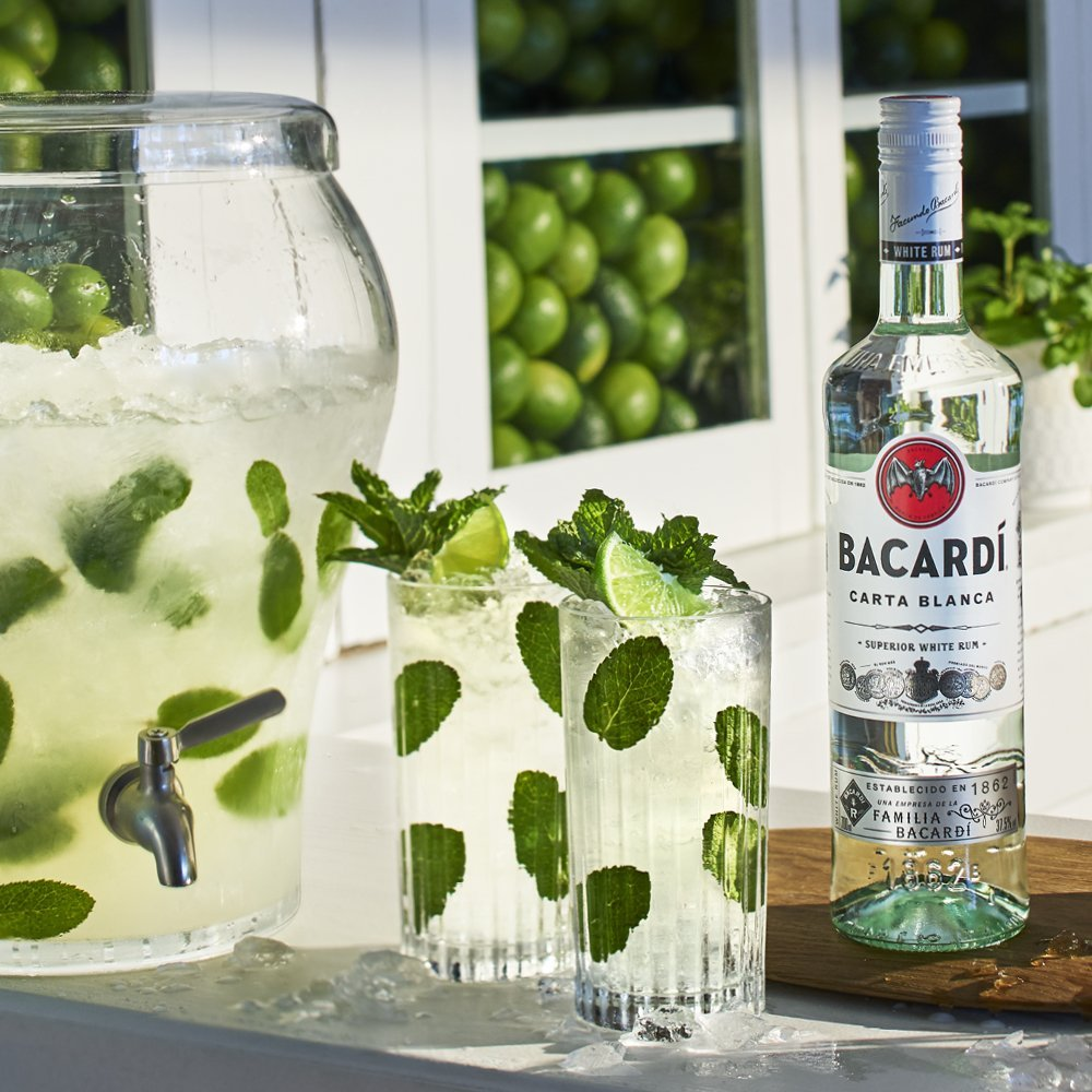 Cocktail Recipe: Mojito
