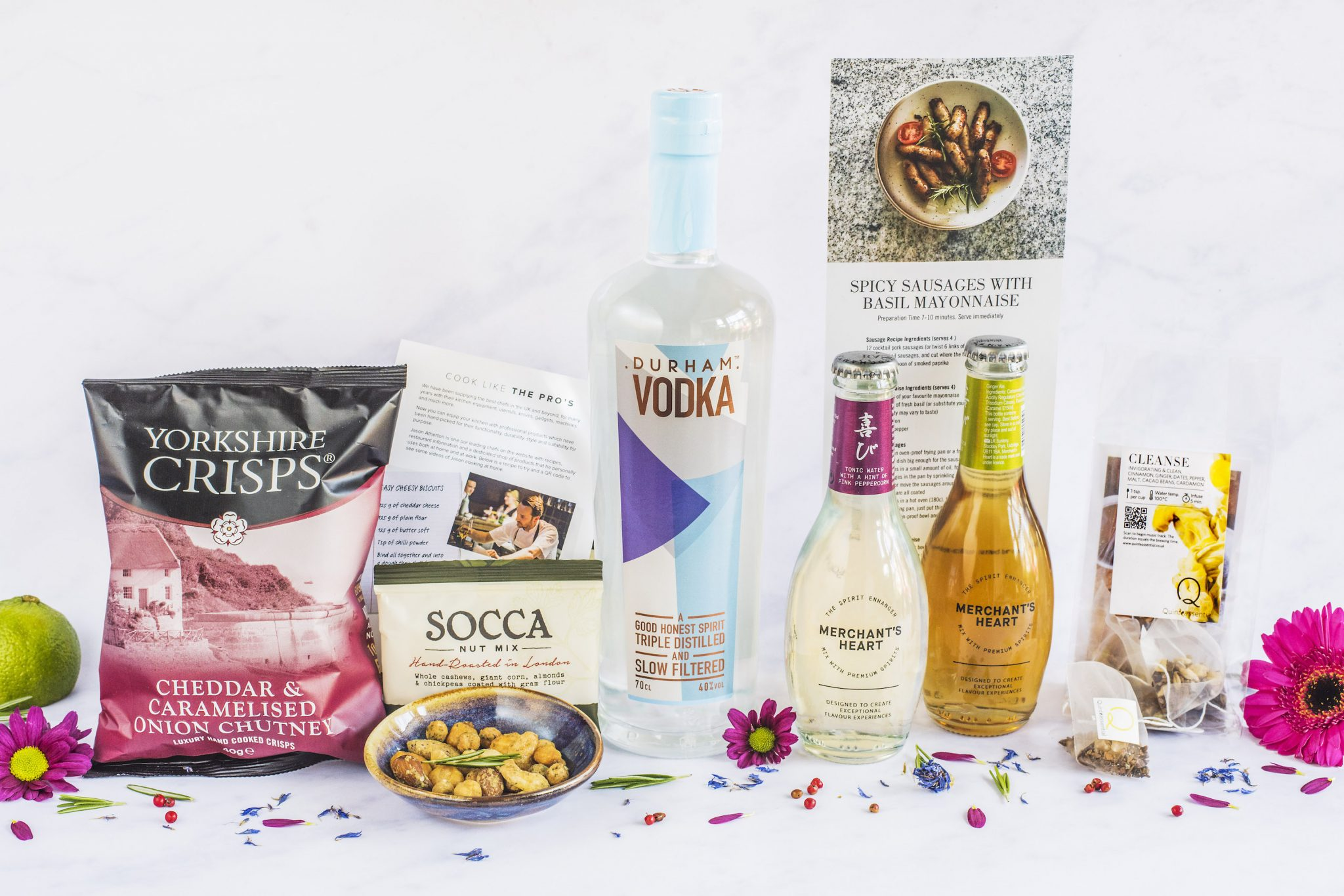 Food And Drink Boxes By Taste Club Are Stirring Fans Into A Frenzy