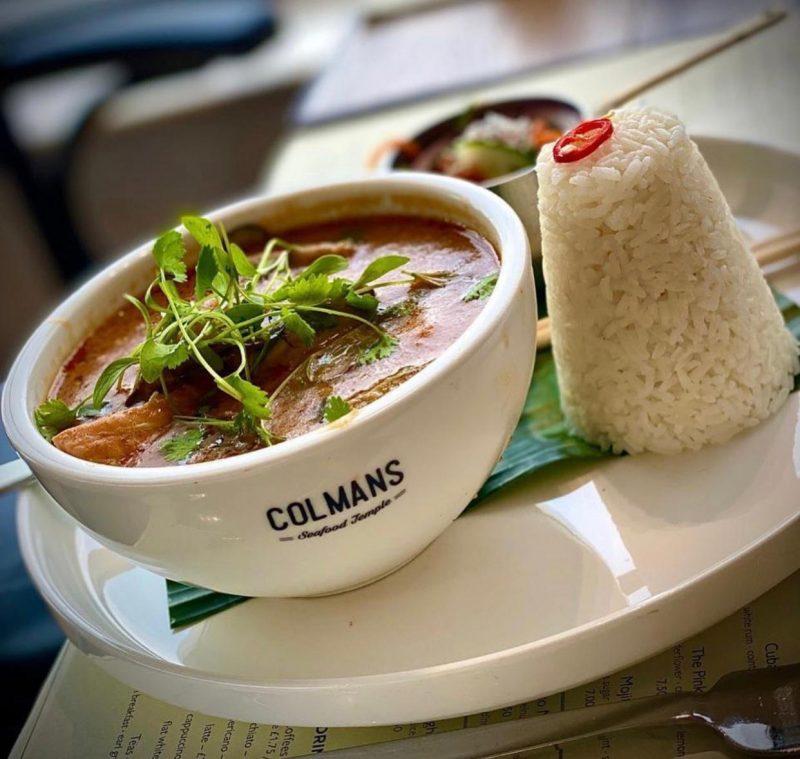 Colmans Curry
