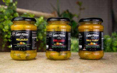 Food Market: Calder's Kitchen Piccalilli