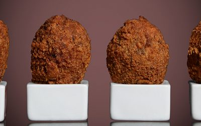 Food Market: The Clucking Pig Co Scotch Eggs