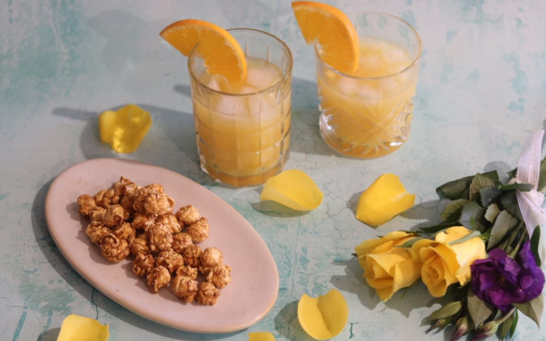 Cocktail Recipes For Spring