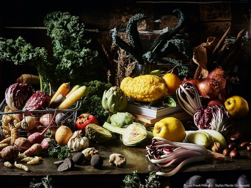 Food Stylist Award: Winteropulenz, Stylist: Martin Grünewald, Photographer: Frank Weinert, Germany