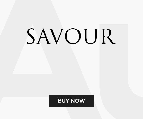 Savour Magazine Subscription