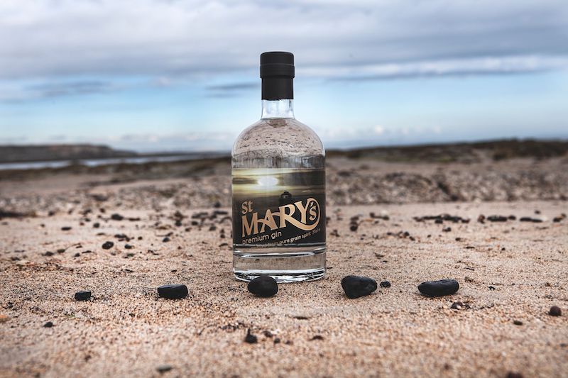 Clarence Spirits St Mary's Gin