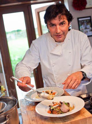 Sunderland Food and Drink Festival Jean-Christophe Novelli