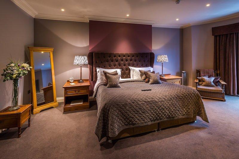 The Northumberland Arms Felton, Luxury Hotel Suite, Savour Magazine