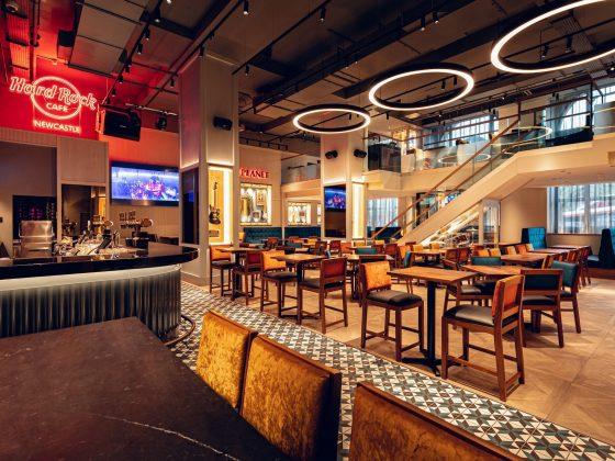 Hard Rock Cafe Newcastle