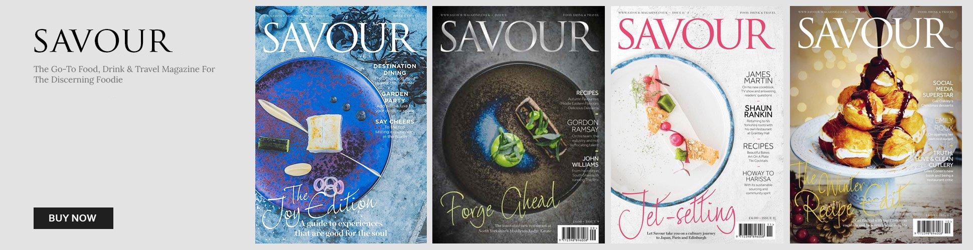 Buy Savour Magazine