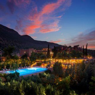 Sir Richard Branson's Kasbah Tamadot is a Travel + Leisure World's Best Awards 2021 Winner