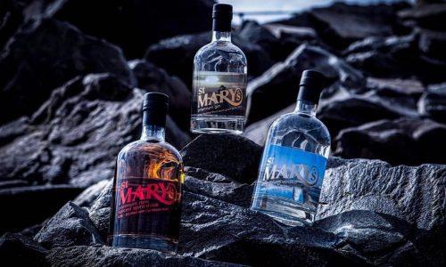 Clarence Spirits Gin Rum Vodka