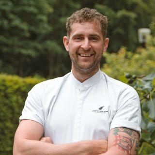 Chef Danny Parker of Jesmond Dene House