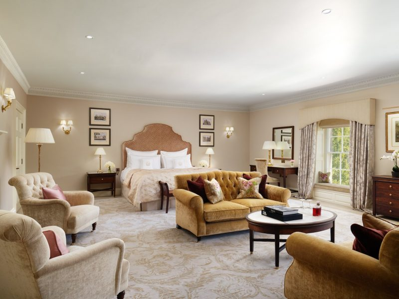 Grand Suite at Grantley Hall