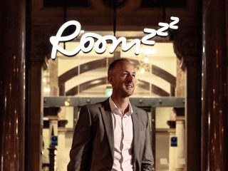 Roomzzz Aparthotels COO Robert Alley
