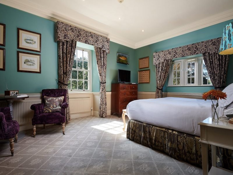 The Devonshire Arms Hotel and Spa, Bolton Abbey Luxury Bedroom
