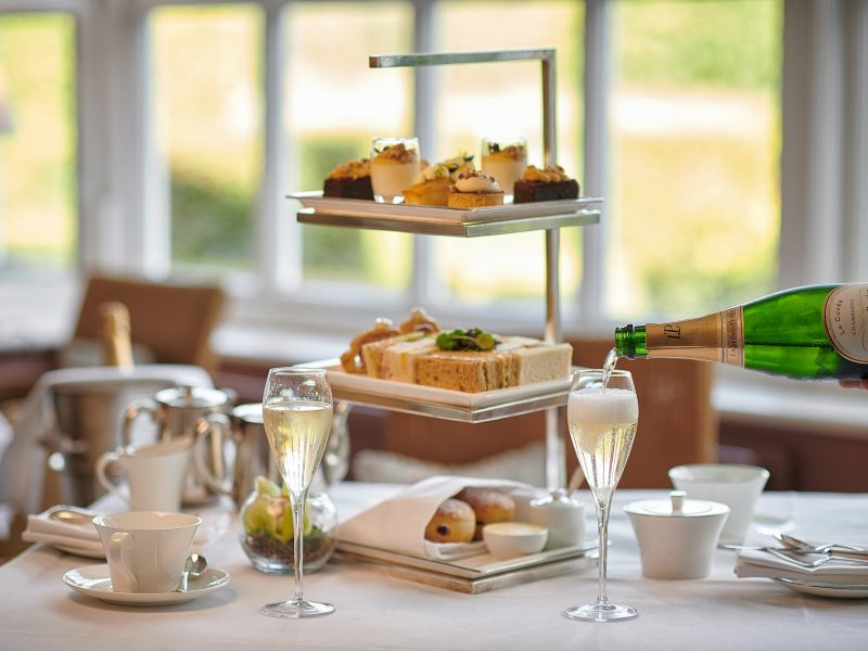 The Devonshire Arms Hotel and Spa Bolton Abbey Afternoon Tea