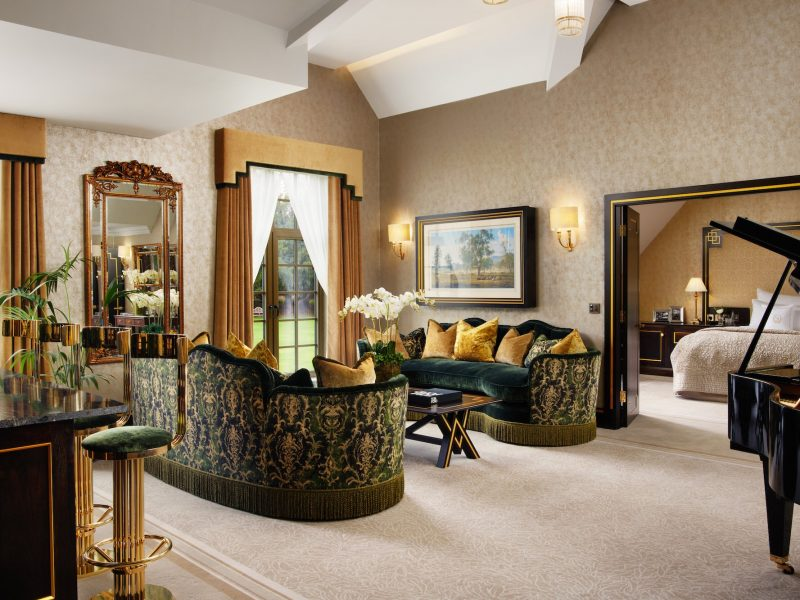 The Presidential Suite at Grantley Hall