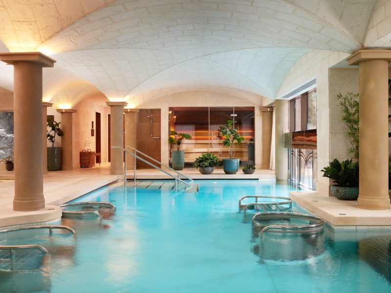 Three Graces Spa - Hydrotherapy Pool